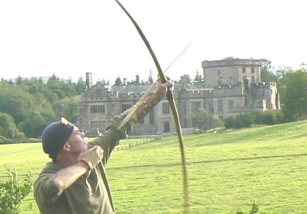 Traditional English Longbow Making 2 days with Tony Saunders