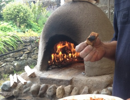 Build a Cob Pizza Oven Day with David Alty
