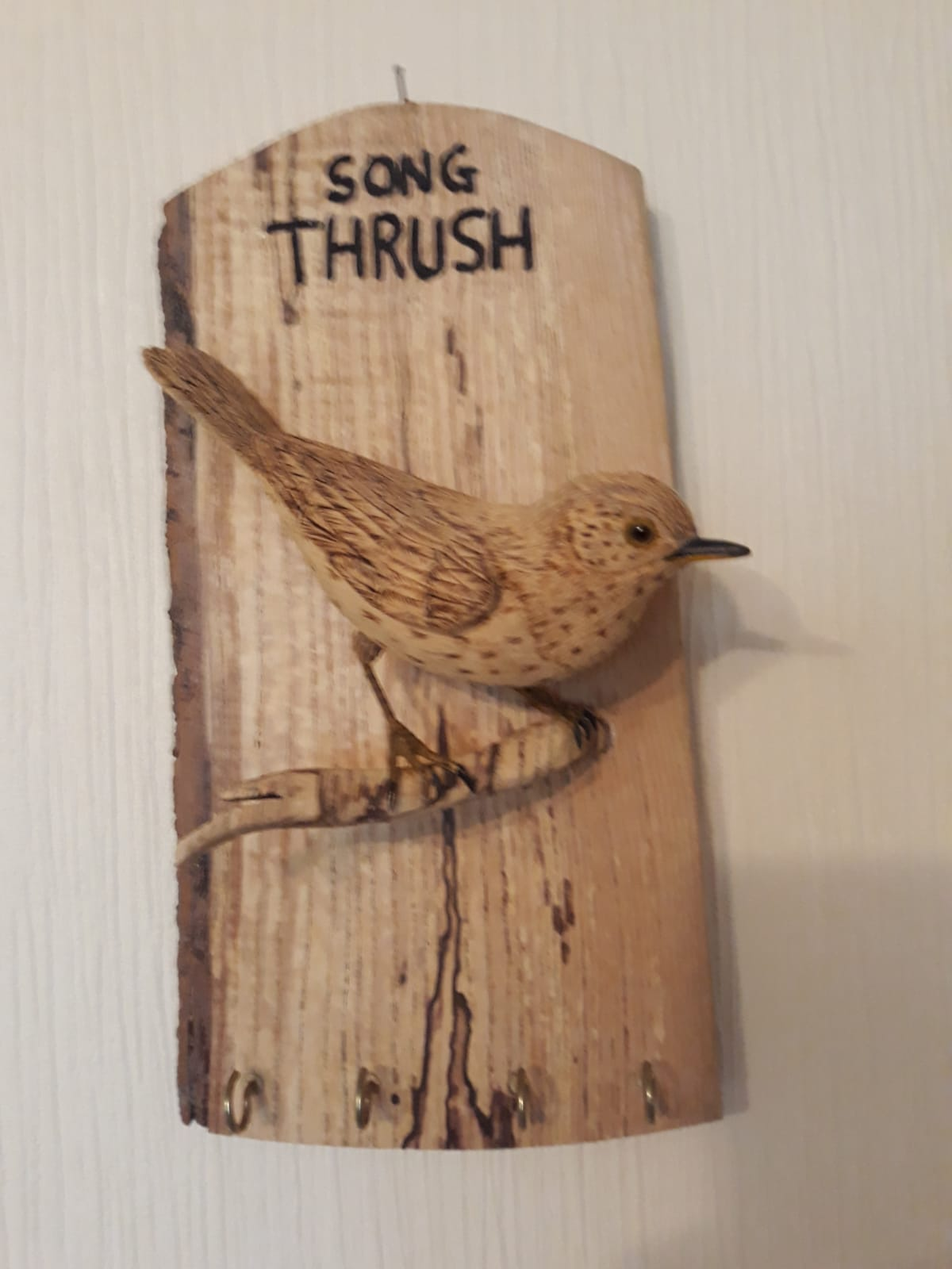 'Bird Whittling ~two day course with Dave Harter