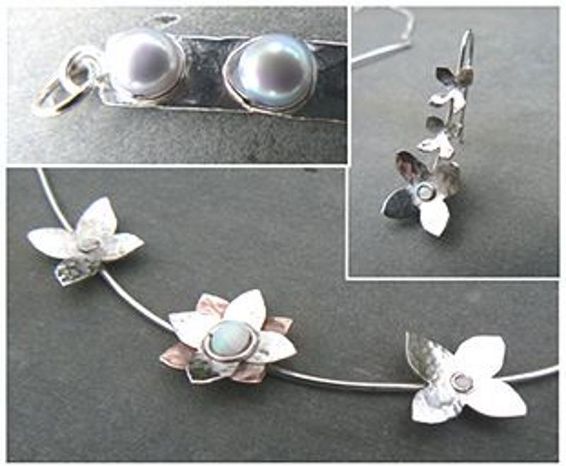 Sterling Silver Jewellery 2 days with Melinda Scarborough (£40 deposit)