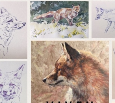 'Learning to Draw' ~ PM series with David Cemmick
