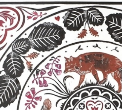 ** NEW ** Nature & Botanics in Lino Cut with Sue Rowland